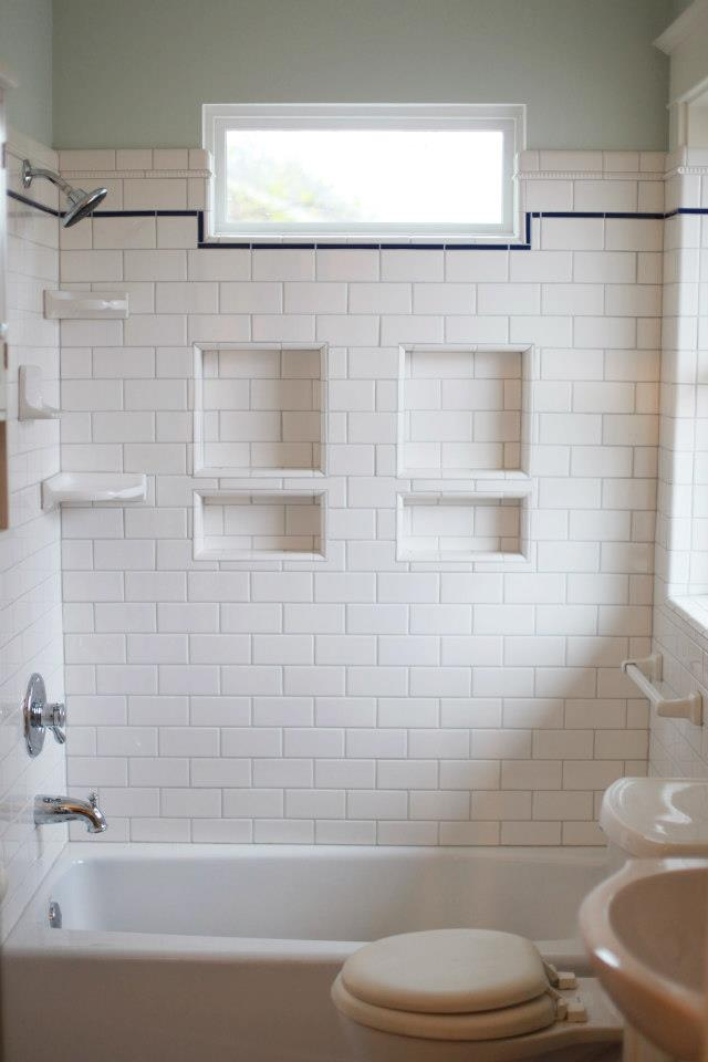 midtown subway tile bathroom reavis remodeling